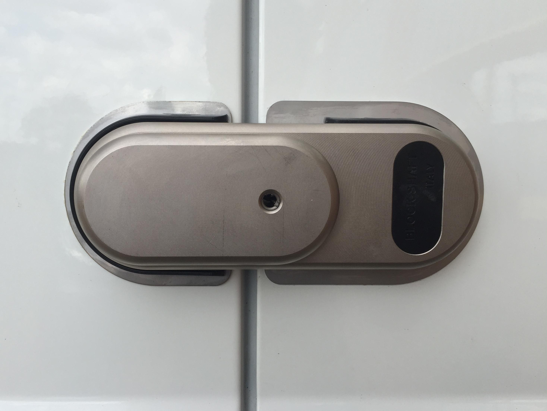 Ultimate van lock kent