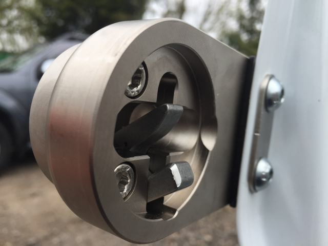 Ultimate locking mechanism unlocked kent